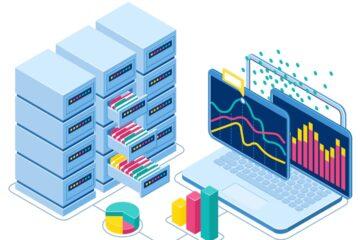 Centralização dos Dados.